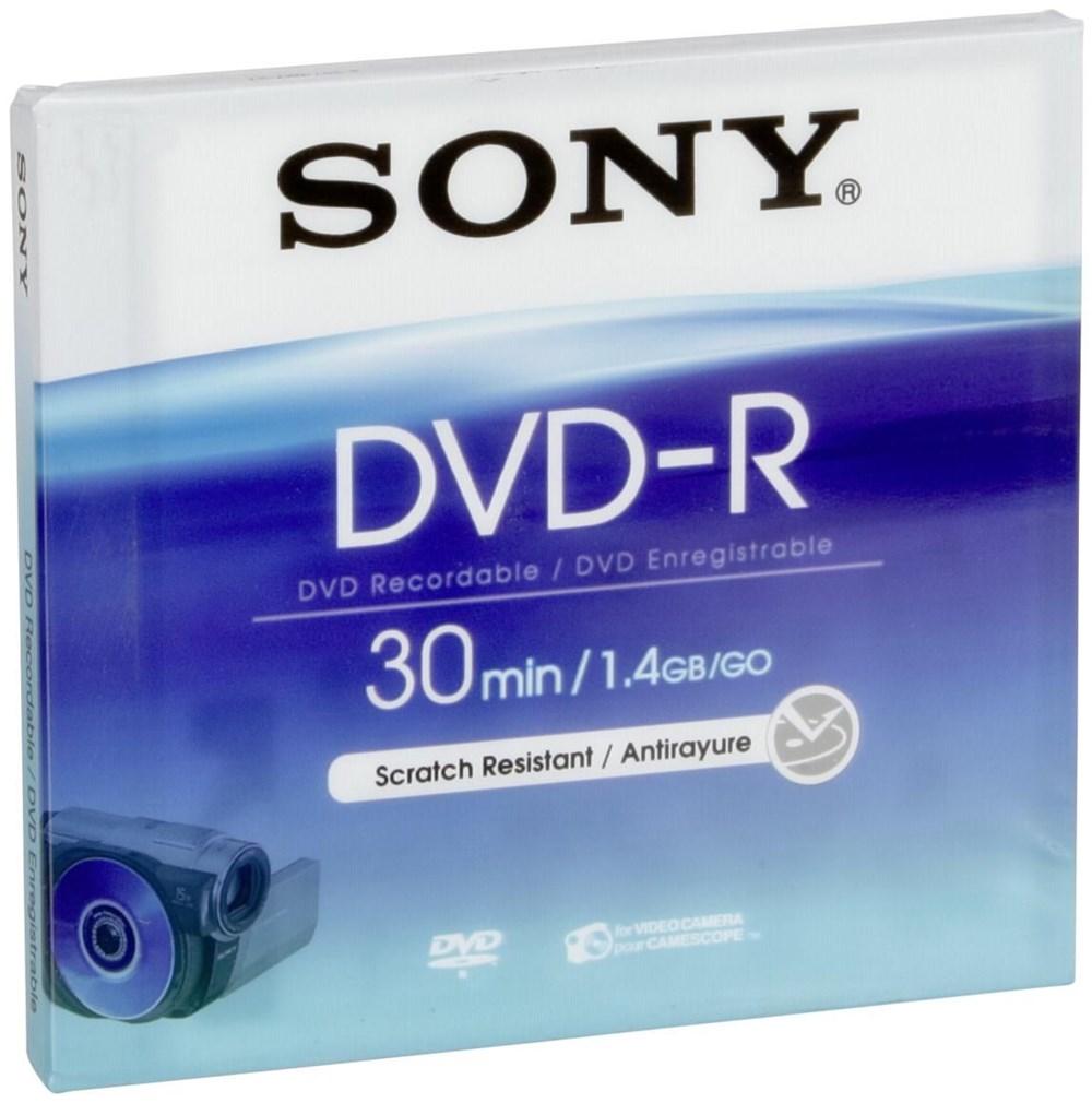 Sony DVD-R 1.4GB DMR30 8cm DMR30A