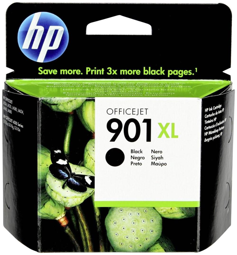 HP Nr.901 XL Tinte Schwarz CC654AE#301