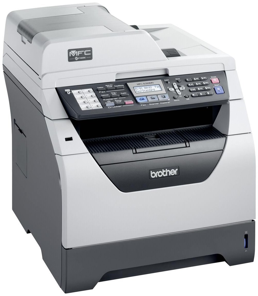 Brother MFC 8380DN A4
