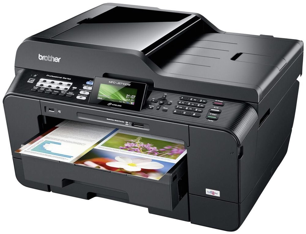 Brother MFC J6710DW A3 MFP