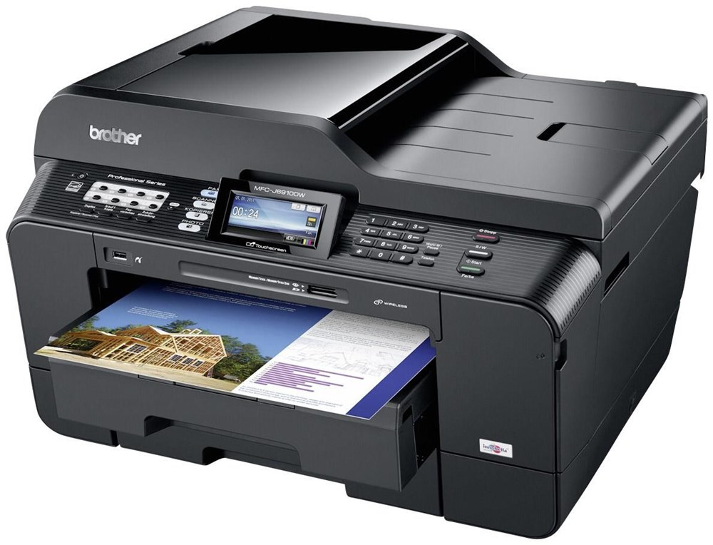 Brother MFC J6910DW A3 MFP