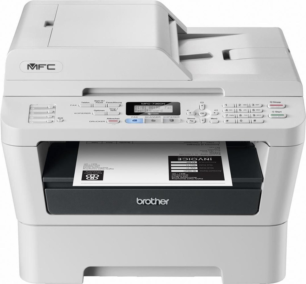 Brother MFC 7360N A4