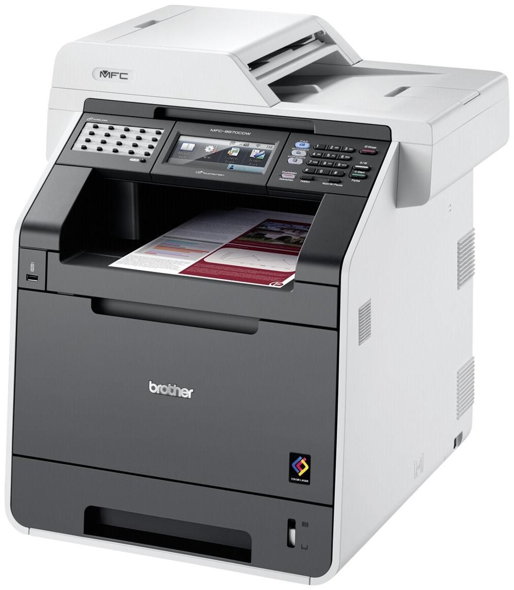 Brother MFC 9970CDW A4