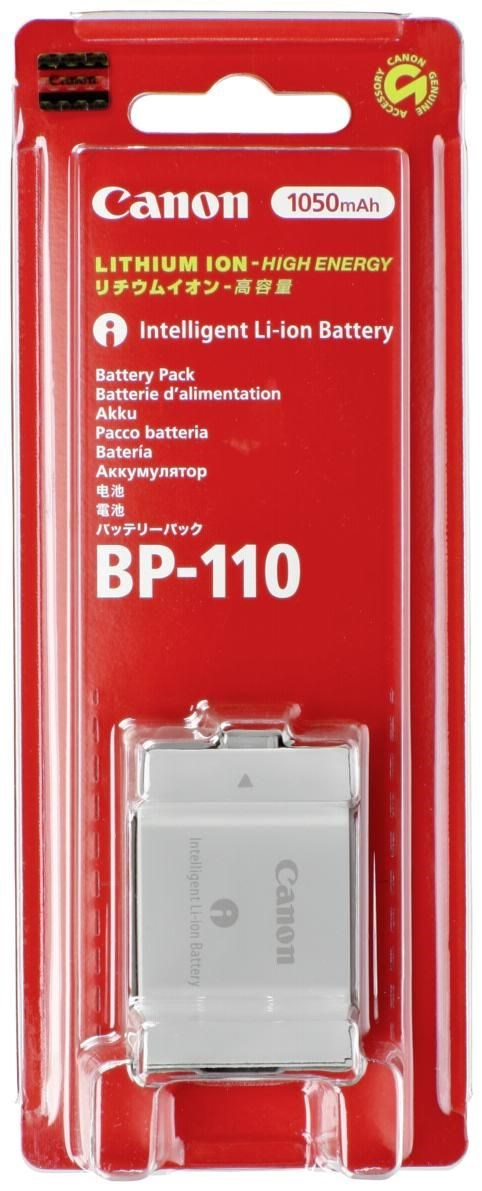 Canon BP-110 Li-Ion 1100mAh (Akku) 5071B002