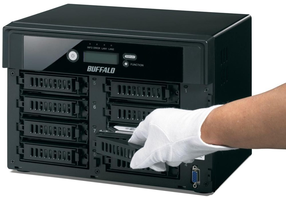 Buffalo TeraStation Pro 8 Bay 8TB