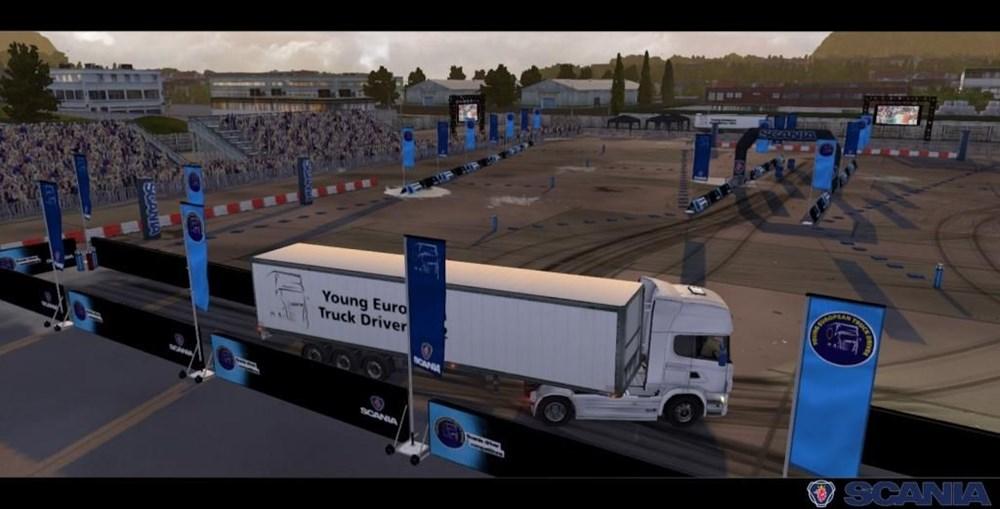 Scania truck driver simulator game 904510471877B0A09EB6408896BF1A43