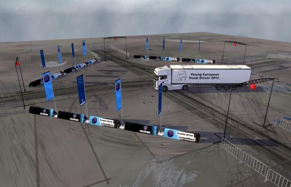 Scania truck driver simulator game 90451047399DF66E856E4180AFE363C7