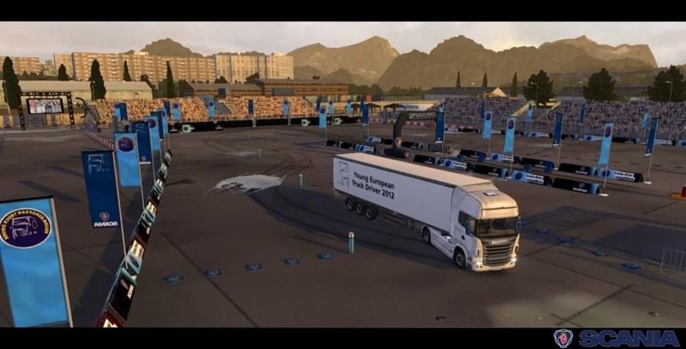 Scania truck driver simulator game 904510476ADD65117AF34FF3A9412506