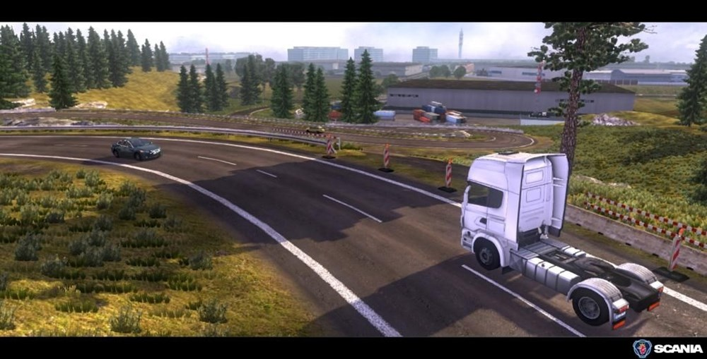 Scania truck driver simulator game 90451047A4923D4EA48C438AAE094553