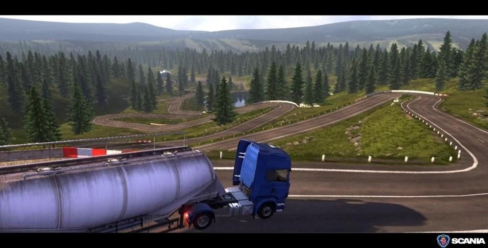 Scania truck driver simulator game 90451047F5EAD8E42A4A43B49B539ABB