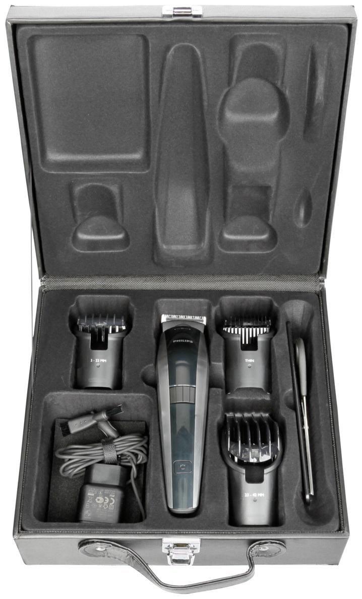 Philips QC5770/80 Haarschneider, Akku- und Netzbetrieb (Bart-/Haarschneider)