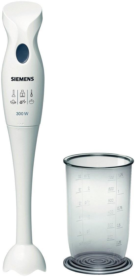 Siemens MQ5B150N Stabmixer, 300 Watt Leistung MQ6B150N