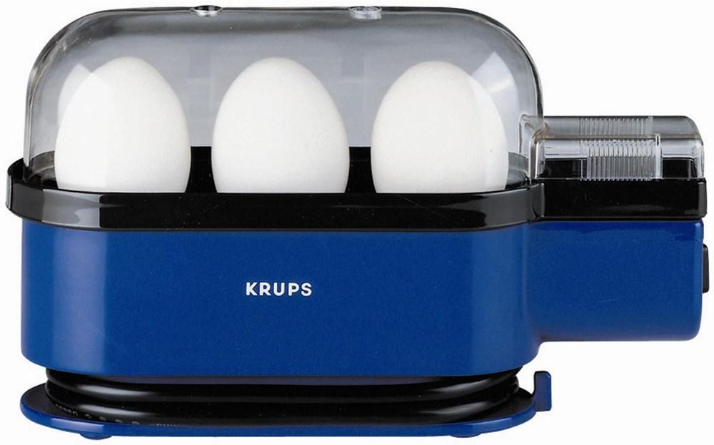 Krups F 234 14 Ovomat Trio Eierkocher blau (Eierkocher) F23414