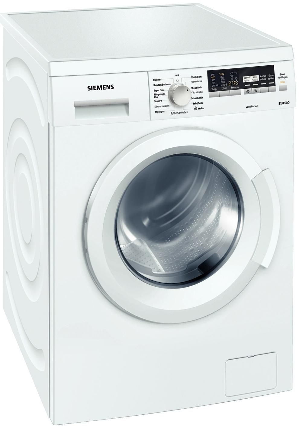Siemens WM14Q441 Waschmaschine (EEK: A+++)