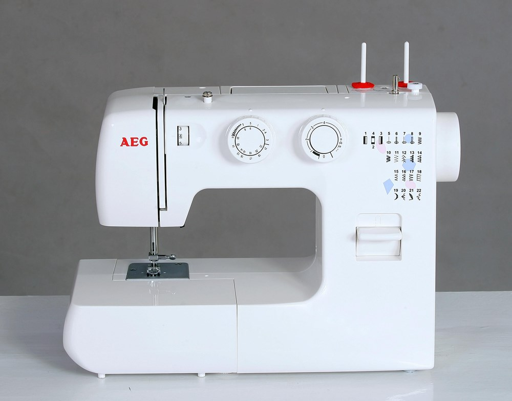 AEG NM 380 Nähmaschine (Nähmaschine)  eBay ~ Nähmaschine Aeg