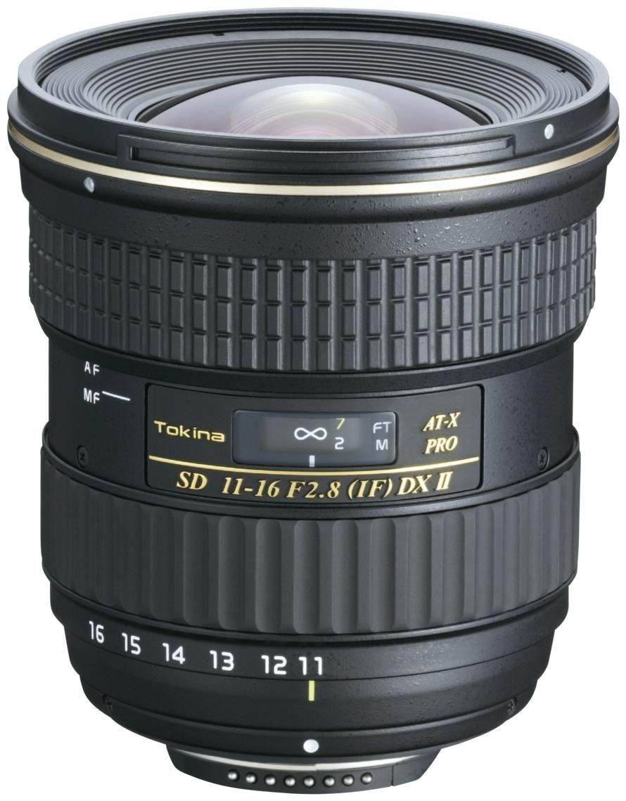 Tokina AT-X 11-16/2.8 Pro DX II N/AF für Nikon F Anschluss (SLR-Objektiv) T5111613