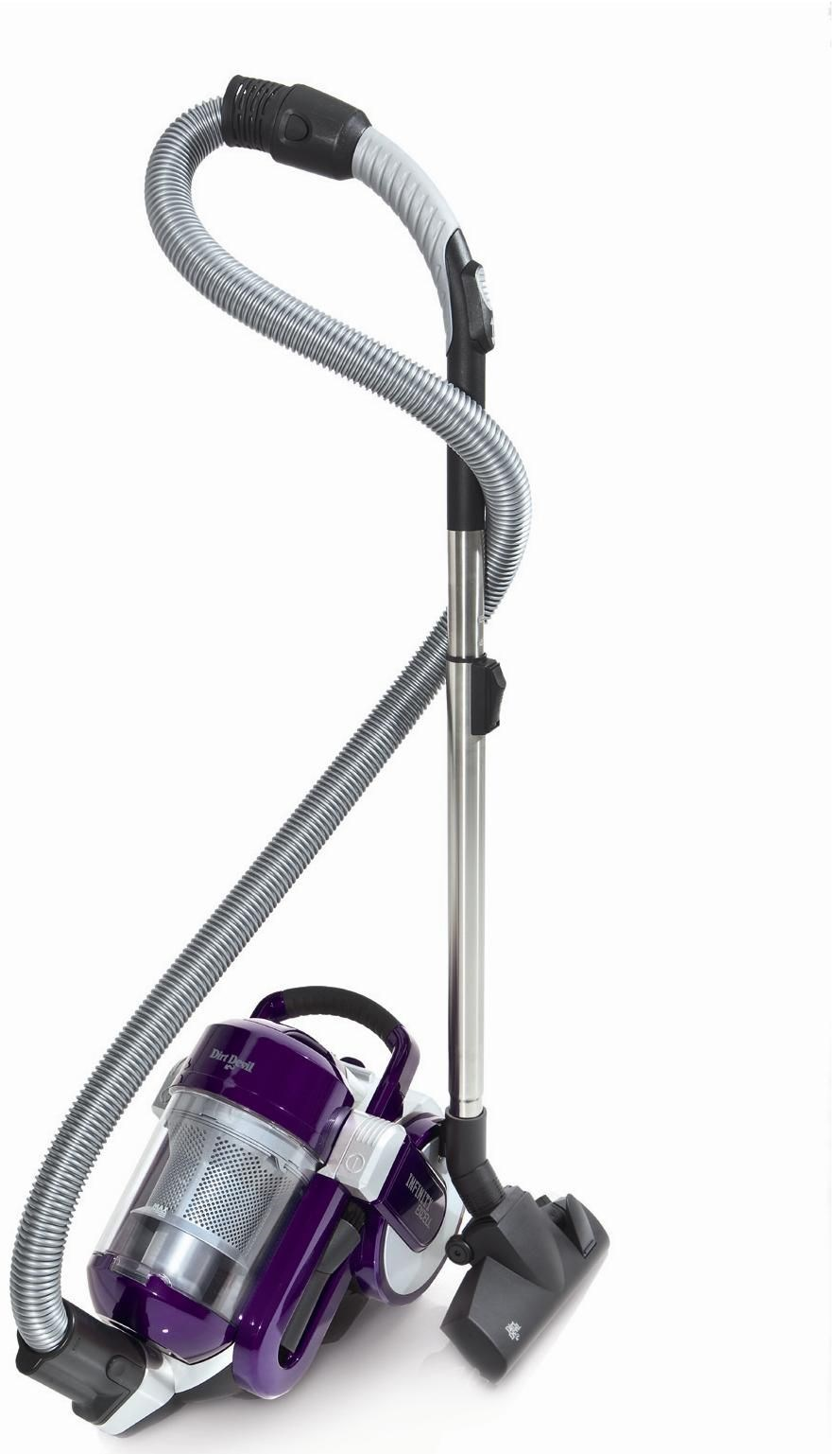 Dirt Devil Infinity Excell lila / silber M5050-7