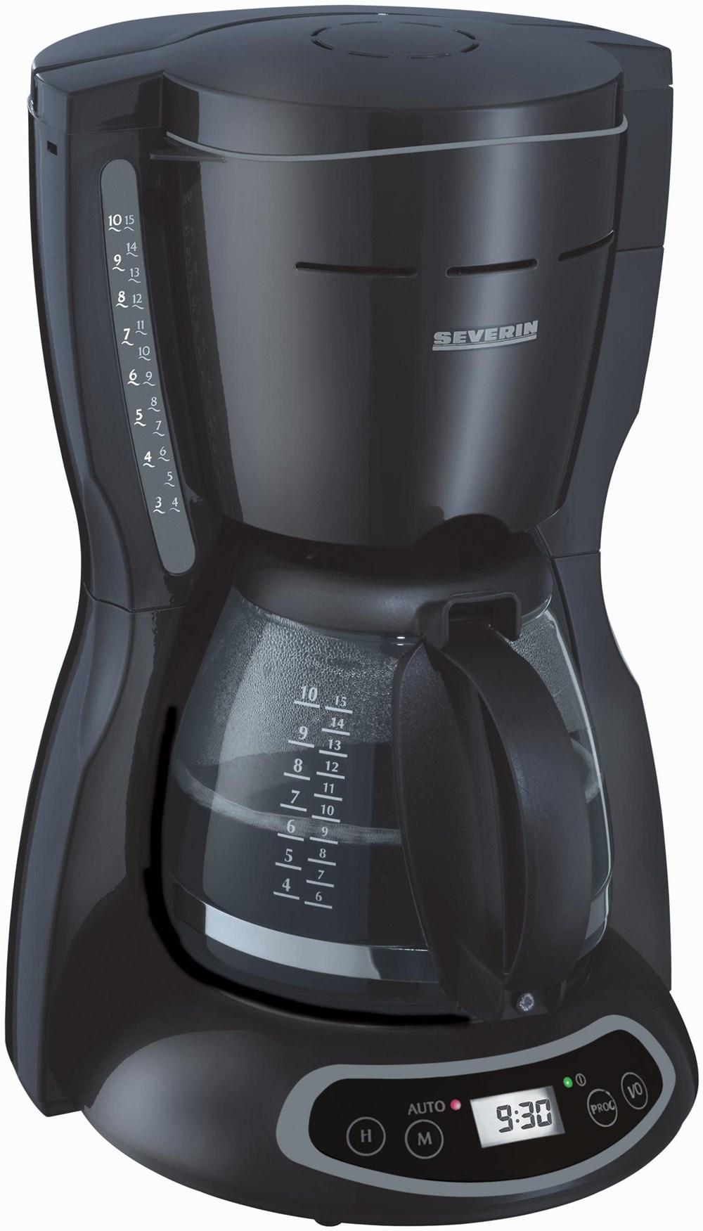Severin GK 5528 Glaskanne (Zubehör Kaffeemaschine) GK5528