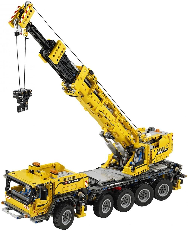 Lego Technic 42009 Mobiler Schwerlastkran 0038508199