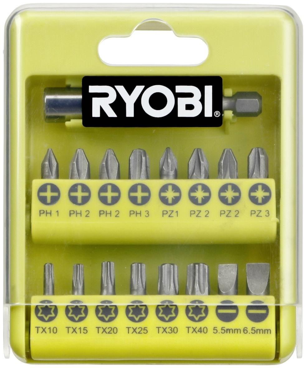 Ryobi RAK 17 SD 17-teilig (Bit/Bohrer/Werkzeugaufsatz) 5132002550