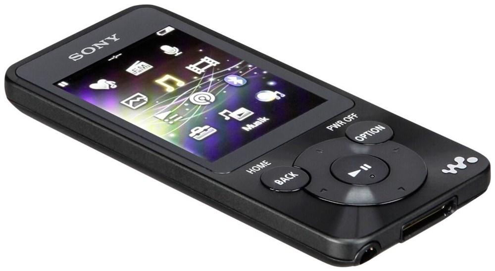 Sony NWZ-E584B schwarz (MP3 Player)