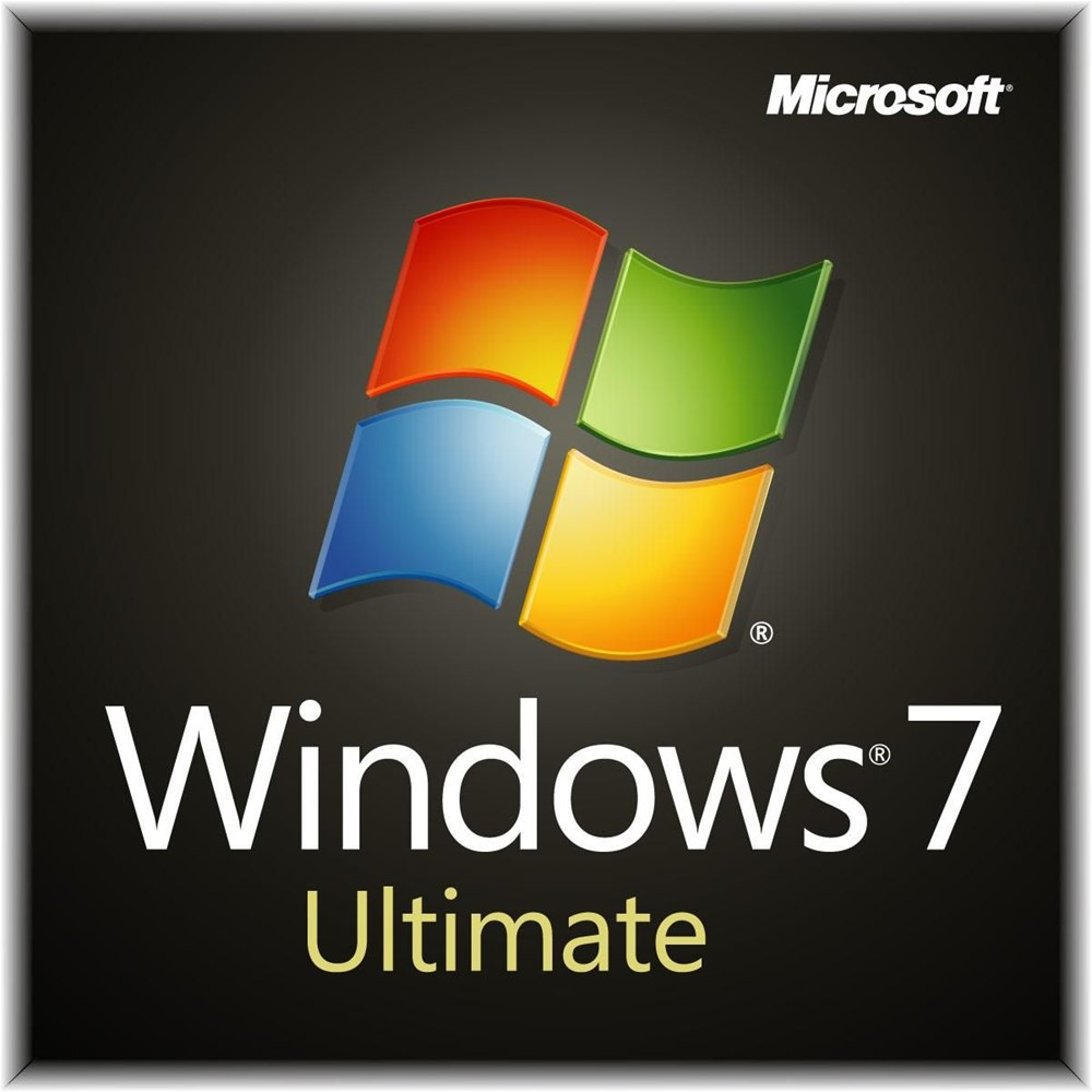 Microsoft Windows 7 Ultimate 32bit SP1 EN DVD SB/OEM LCP-Verpackung GLC-02377
