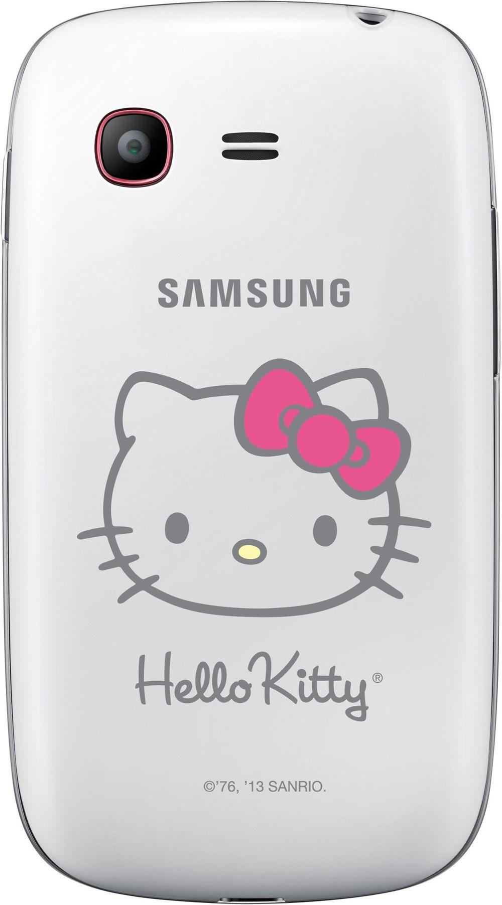 Samsung Galaxy Pocket Neo S5310 Android 4GB Hello Kitty Edition GT-S5310KWHDBT