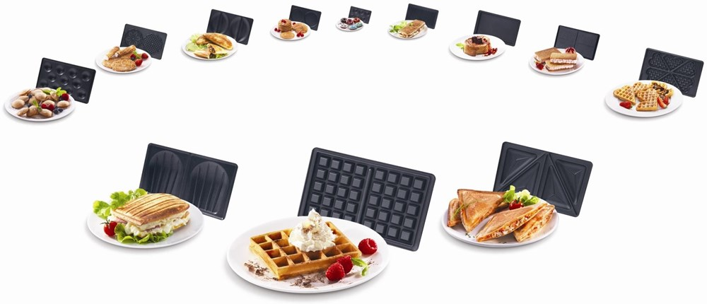 tefal snack collection multi function sandwich maker sw856d65 700w lazada malaysia. Black Bedroom Furniture Sets. Home Design Ideas