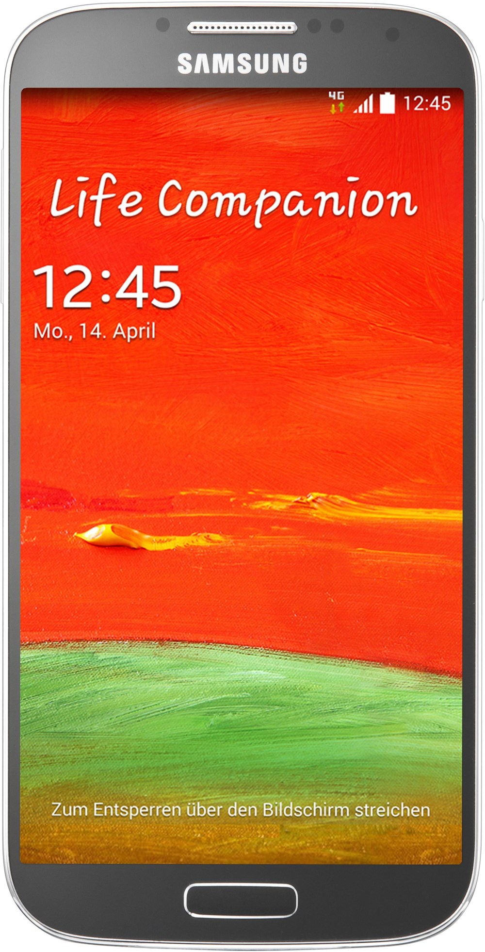 Samsung Galaxy S4 i9515, 16 GB, Smartphone ohne Vertrag/SIMlock, silber (Handy) GT-I9515ZSADBT