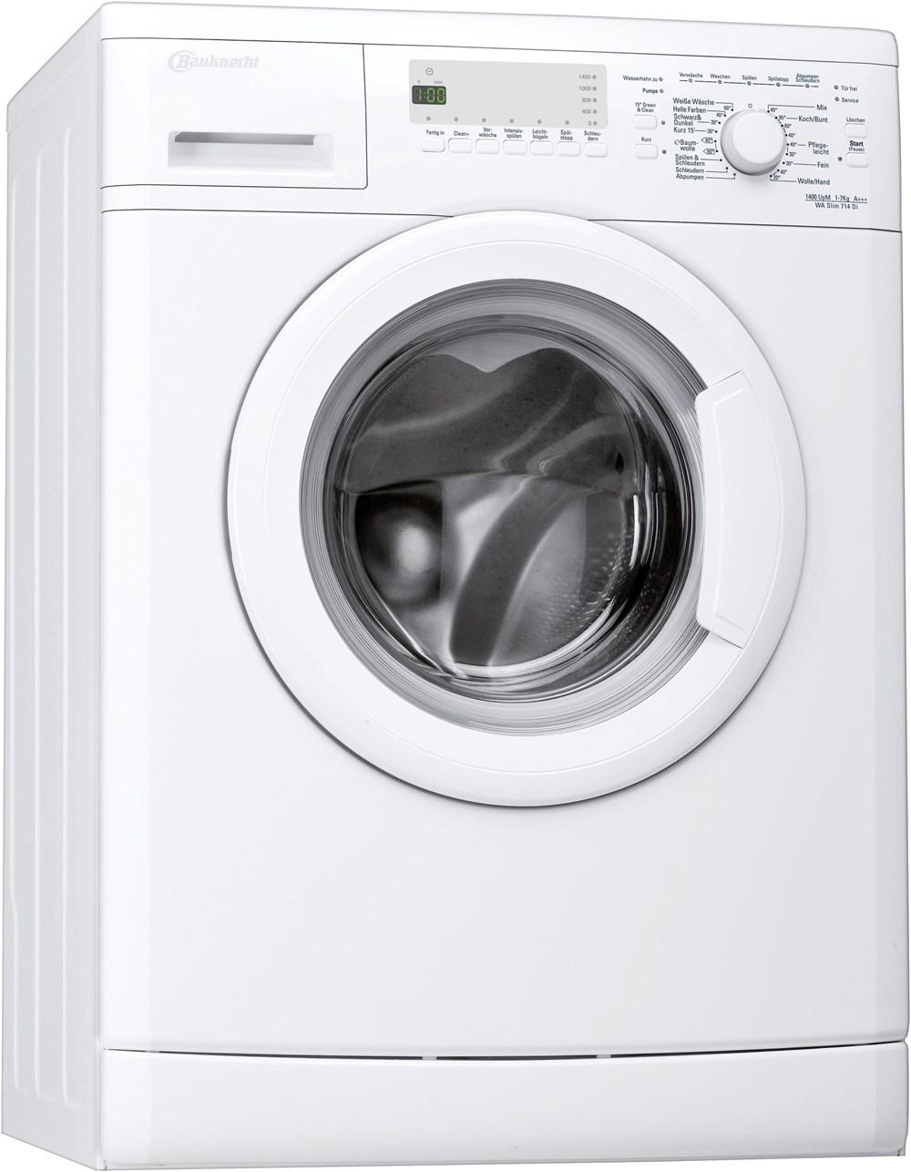 Bauknecht WA Slim 714 Di Waschmaschine,