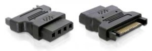 DeLOCK Adapter Power SATA 15Pin Stecker 82326