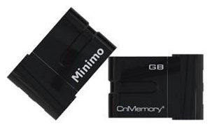 Chips&amp;More CnMemory minimo 16GB schwarz 85882