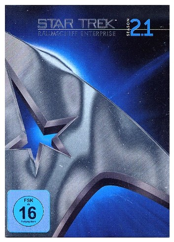 Paramount Star Trek: Raumschiff Enterprise