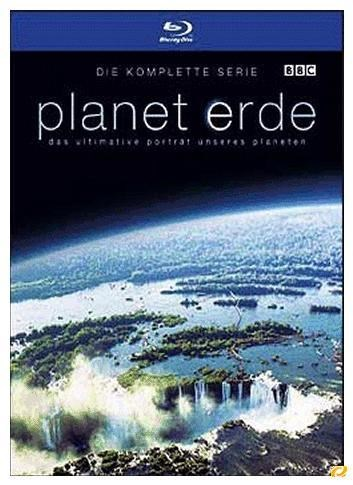 Polyband BBC: Planet Erde (5 Disc-Set)