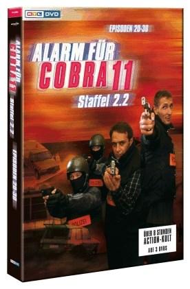 RTL Alarm für Cobra 11 - Staffel