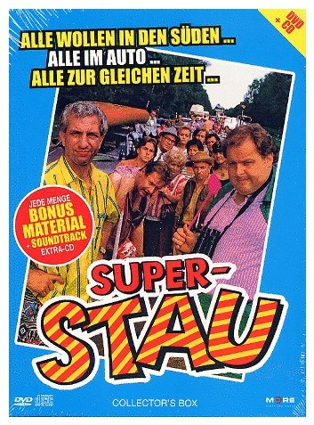 Universal Superstau - Film + Soundtrack CD