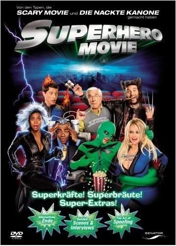 Senator Superhero Movie