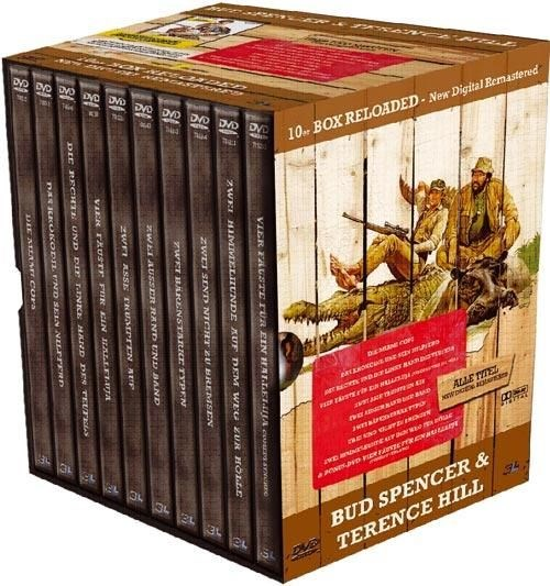 3L Bud Spencer & Terence Hill Box