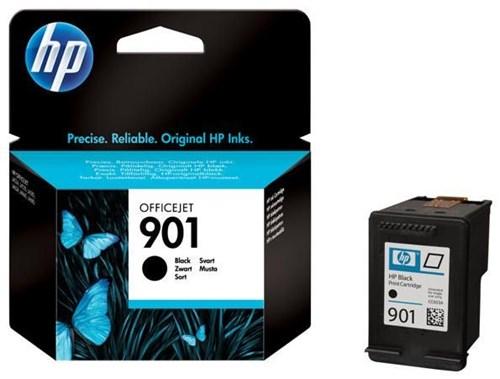 HP Nr.901 Tinte Schwarz (Tintenpatrone) CC653AE#UUS