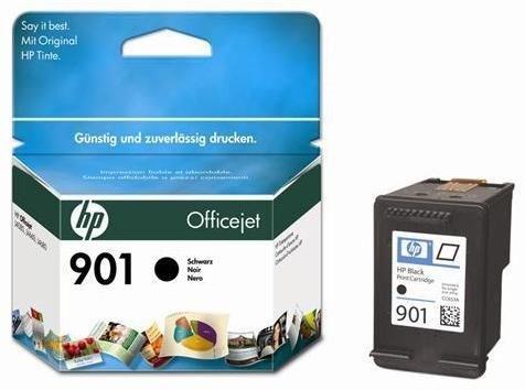 HP Nr.901 Tinte Schwarz CC653AE