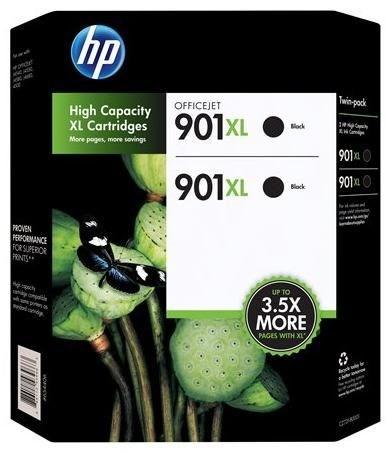 HP Nr.901 XL Tinte Schwarz (Tintenpatrone) CC654AE#UUS