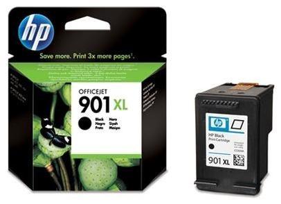 HP Nr.901 XL Tinte Schwarz CC654AE#UUS