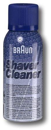 Braun Reinigungsspray für Rasierer-Scherteile 100ml 213475