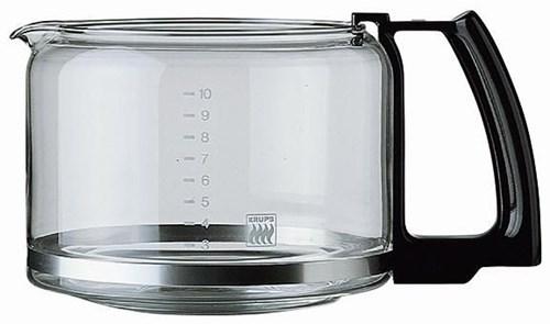Krups F034 Glaskanne weiß (Zubehör Kaffeemaschine)
