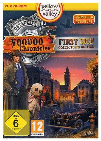 Voodoo Chronicles - First Sign (Yellow Valley) (PC) DE-Version