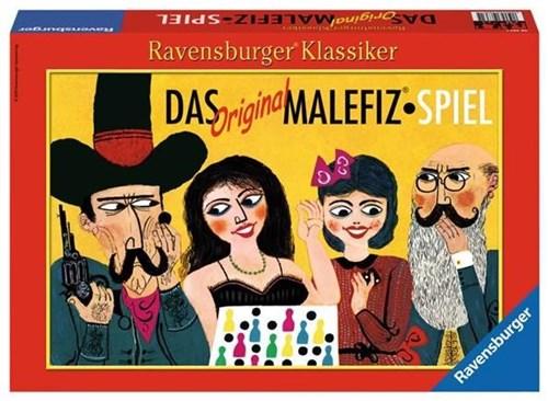 Ravensburger Original Malefiz-Spiel,