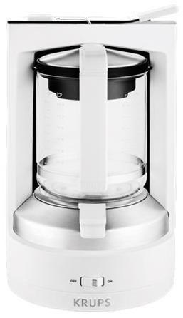 Krups T8.2 weiß (Espressokocher) KM4682