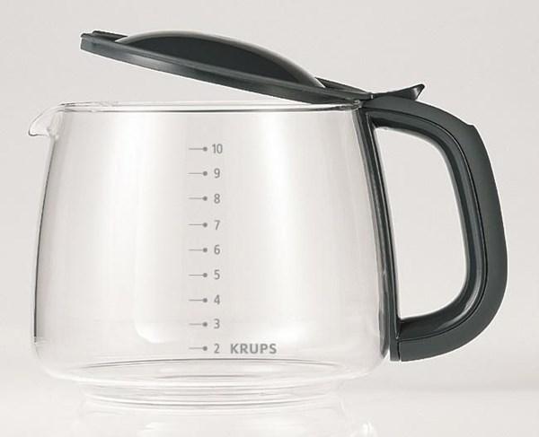 Krups F 15B 0F Glaskanne (Zubehör Kaffeemaschine) F15B0F