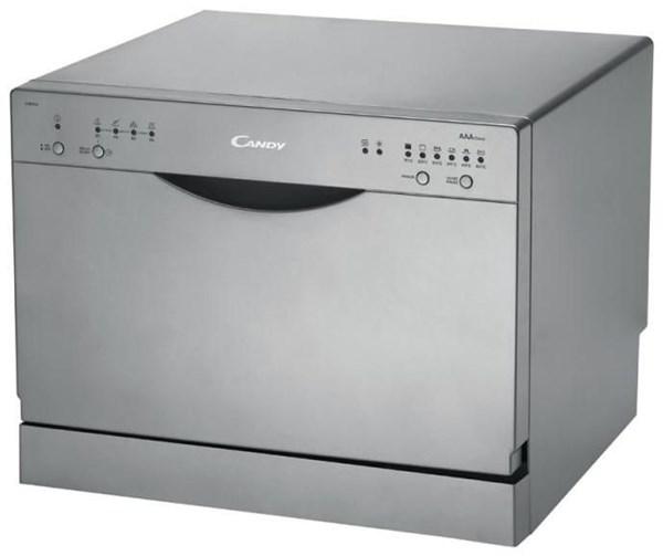Candy CDCF 6/E-S, EEK A silber (Geschirrspüler) 32000729