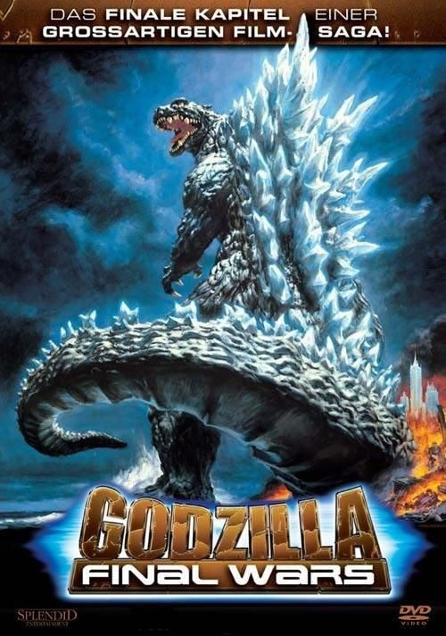 Splendid Godzilla - Final Wars (Single Disc)